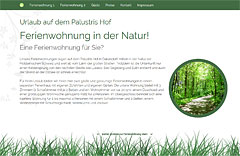 OnePage-Website (ab 399 Euro)